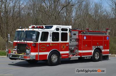 Huntingdon Regional Engine 65-1: 1998 E-One 1500/750/30