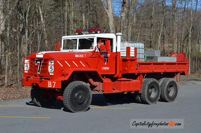 Mount Union Brush 7: 1981 Jeep Kaiser PP/500