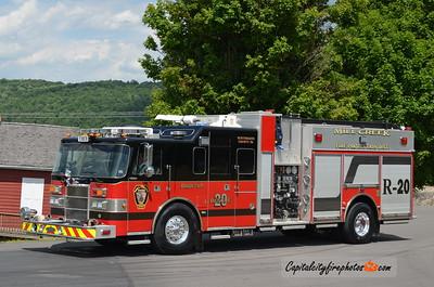Mill Creek Rescue 20: 1995 Pierce Lance 1250/500/20 (X-Spring Township, PA)