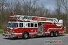 Huntingdon Regional Ladder 65: 1994 Pierce Lance 2000/500 105' (X-Garden City, PA)