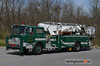 Huntingdon Regional Tower 65: 1987 Mack/Baker 75' Aerialscope (X-Green Tree, PA)