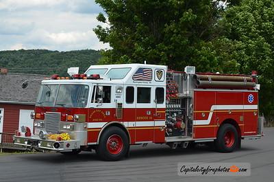 Shade Gap Area Rescue 14: 1992 Pierce Lance 1500/500/35 (X-Upper Allen Township, PA)