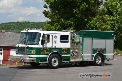 Mapleton Engine Rescue 2: 2006 American LaFrance Liberty 1500/1000