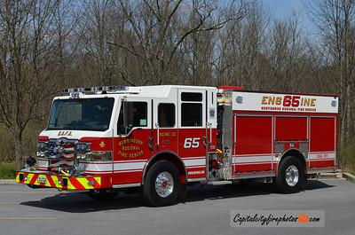 Huntingdon Regional Engine 65: 2012 Pierce Impel 1500/1000