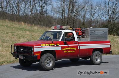 Marklesburg Brush 3: 1986 Chevrolet 250/250