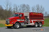 Friendship Fire Co., Port Royal Tanker 13: 2016 Kenworth/Pierce 1500/3000