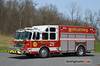 Mifflintown Rescue 29: 2007 E-One Cyclone II (X-Decatur Township, PA)