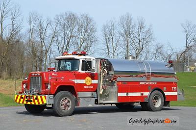 Mifflintown Tanker 23: 1987 Mack R/4 Guys 400/2000 (X-Upper Allen, PA)