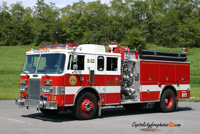 Mifflintown X-Engine 22: 1991 Pierce 1750/750