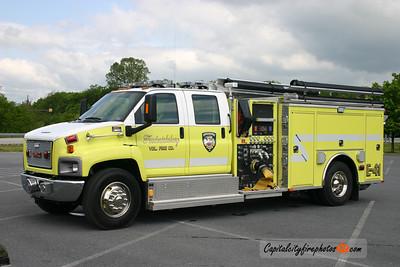 Fredericksburg Engine 41: 2007 GMC/Seagrave 1250/500/30