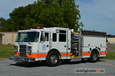 Avon Fire Co. (South Lebanon Township) Engine 27: 2000 Pierce Dash 2000/750 (X-Abingdon, MD)