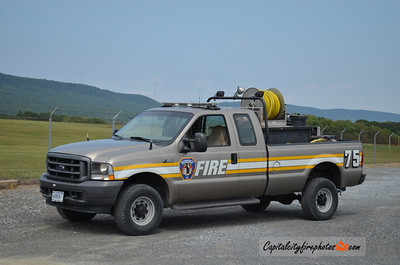 Ft. Indiantown Gap Attack 75: 2004 Ford F-350 250/250/15A