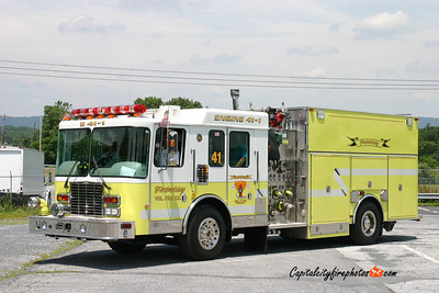 Fredericksburg Engine 41-1: 1995 HME/New Lexington 1750/750/30/30
