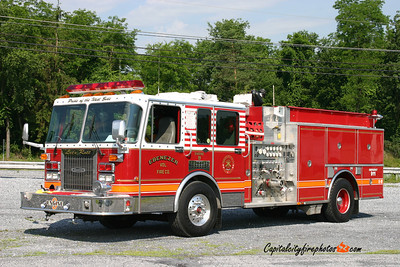 Ebenezer Engine 9: 1993 Spartan Gladiator/Quality 1500/700/25 (X-East Greenville, PA)