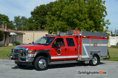 Avon Fire Co. (South Lebanon Township) Attack 27:2010 Ford F-550/Swab 500/285