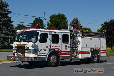 Cleona X-Engine 8: 1993 E-One Protector 1500/750