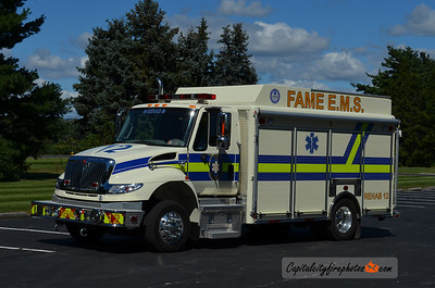 Lewistown (Fame EMS) Rehab 12-1: 2011 International/Pierce