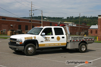 Junction Fire Co. (Granville Township) X-Squad 15: 2003 Chevrolet ?/250