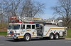 Junction Fire Co. (Granville Township) Truck 15: 1993 Pierce Arrow 1750/750 75' (X-East Allen, PA)
