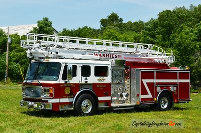 Danville (Washington Fire & Hose) Squirt 23: 2006 ALF Eagle 2000/500 65'