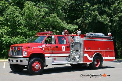 Coal Township (Forest Hills) X-Engine 161: 1992 Chevrolet/KME 1250/1000
