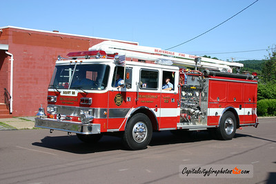 Beaverdale Engine 22: 1986 Pierce 1500/500 54'