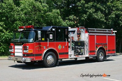 Coal Township (Maine) Engine 111: 2003 Pierce Dash 1250/750