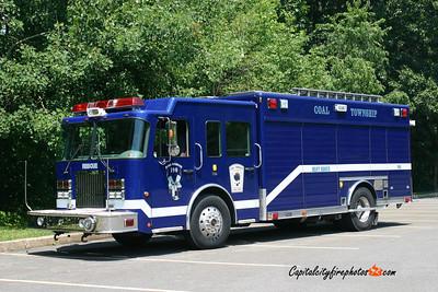 Coal Township Rescue 190: 2006 Spartan/Hackney