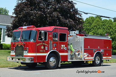Marion Heights Engine 71: 2000 KME Panther 1250/1000