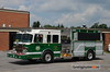 BJW Fire Co. (Clearfield Co.) Engine Tanker 16: 205 Spartan/4 Guys 1500/1500