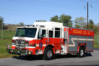 "Kreamer (Snyder Co.) Squad 12: 2010 Pierce Velocity ""PUC"" 1500/750/40"