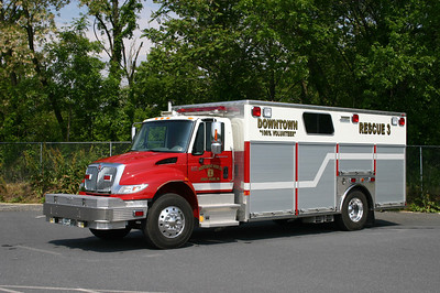 Jersey Shore (Lycoming Co.) Rescue 3: 2006 International/Marion