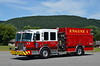 Logan Fire Co., Bellefonte (Centre Co.) Engine 111: 2015 KME Predator 2000/1000/30