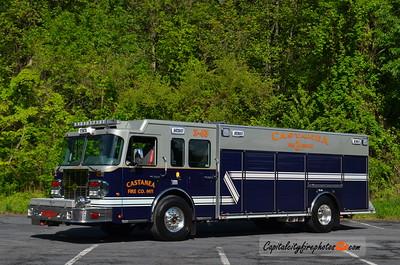 Castanea (Clinton Co.) Fire Co. Rescue 3: 2014 Spartan MetroStar ERV