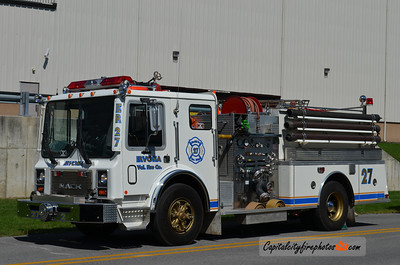Irvona (Clearfield Co.) Engine 27-2: 1991 Mack/KME 1500/750 (X-Clearfield, PA)