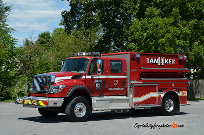 Howard Fire Co. (Centre Co.) Tanker 14: 2013 International/Pierce 750/2200