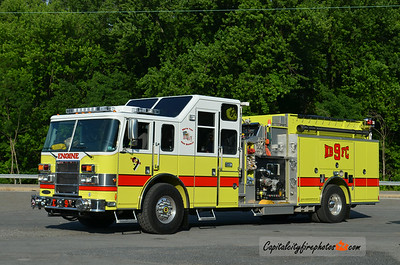 New Buffalo Engine 9: 2003 Pierce Lance 1750/970/30 (X-Danville, PA)