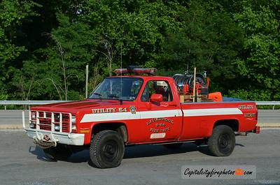 Liverpool Utility 54: 1987 Chevrolet 150/200