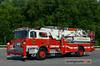 Duncannon X-Truck 2: 1973 Mack CF 75' Aerialscope (X-Reiffton, Bristol Township, PA)   (** boom remounted on new chassis, cab and chassis scrapped **)