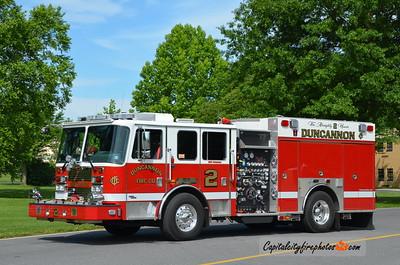 Duncannon Engine 2: 2019 KME Severe Service 1500/500