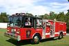 Shermans Dale Engine X-12-1: 1986 KME/Darley 1500/525