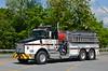 Ickesburg Tanker 3: 2018 Kenworth/Marco/1996 New Lexington 1500/2500