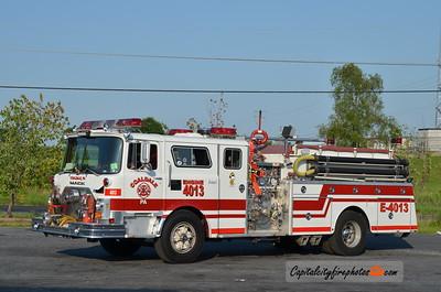Coaldale Engine 40-13: 1979/1989 Mack CF 1000/1000 (X-Eastern Salisbury, PA)