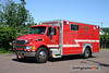 Ashland (Washington Fire Co.) Rescue 38: 2005 Sterling/Marion