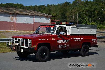 East Norweigan Township (Independent Fire Co. 1) Brush 8-41: 1987/2010 Chevrolet 180/230
