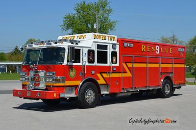 Dover Township Rescue 9: 2011 Pierce Arrow XT