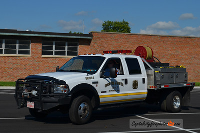 Dover Brush 6: 2006 Ford F-350 PP/300