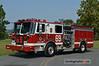 Defense Logistics Agency (New Cumberland) Engine 69: 2010 KME Severe Service 1500/750/50B