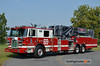 Defense Logistics Agency (New Cumberland) Truck 69: 2013 Pierce Arrow XT 1500/300 95'