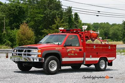 Bethel Brush 54: 2000 Chevrolet